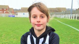 Girl footballers needed