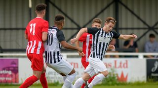 Haven into next round as Cheeseman strike leads the way