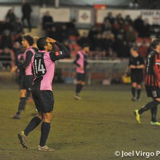 Lewes loss leaves Hamlet off the pace