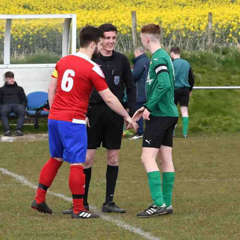 Billinge Reserves v Greenalls Reserves - 13/04/2019
