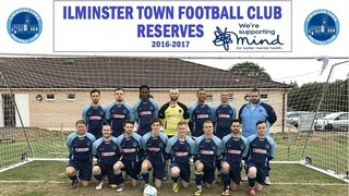 Ilminster Town Reserves 2016-17