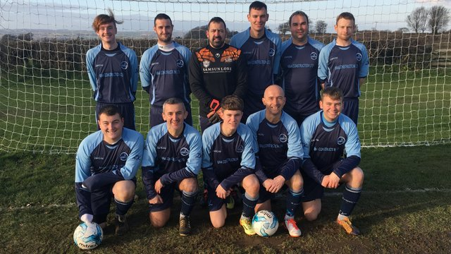 Ilminster Town 'A' Team