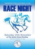 ITFC Race Night - 25.11.2017
