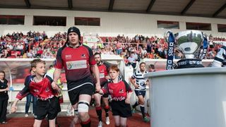 Scottish Cup Final 2014 Hawks v Heriots