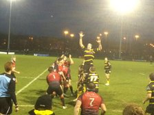 Hawks March on in Cup