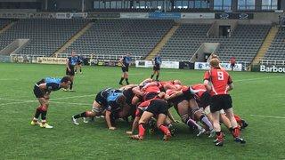 Narrow win at Kingston Park
