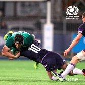 Hawks 20s lose narrowly to Irish