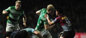 Andrew Davidson makes English Premiership debut