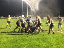 Hawks exit Cup at Bridgehaugh