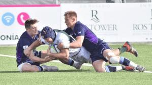 Scotland 20s lose to Boks