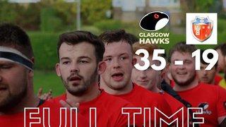 Hawks v Aberdeen Sept 2019