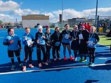 Girls Under 10s win In2Hockey