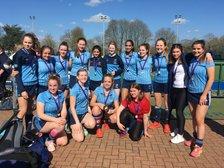 GU18 Prem Home Counties Girls Premier League runners up