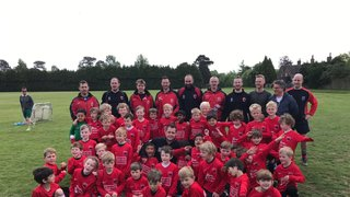 TW Foresters U7's 2016/2017