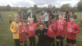 TW Foresters Tiger's U7's Tournaments 2016/2017