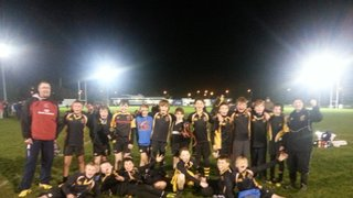 Another U12s festival, another good performance