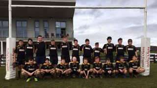 Gaining Momentum – Under 14s have third win, in a row.
