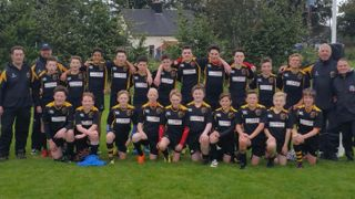 Making the hard yards - A Win for U14s vs Ballymoney