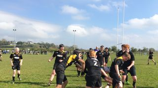 """Ballymena latest victim, as U14s contest the """"Plate"""" competition."""