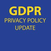 GDPR - Privacy Notice Update