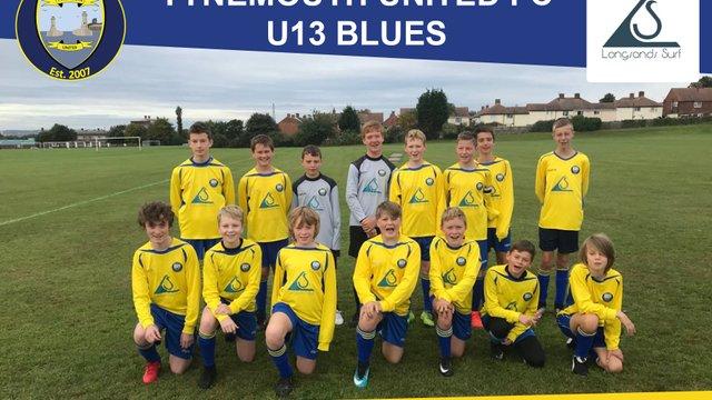 Astonishing Tynemouth United Football Club Under 14 Blues 19 20 Beutiful Home Inspiration Aditmahrainfo