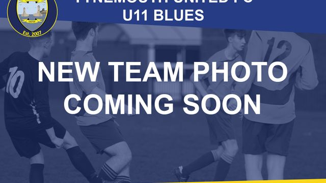 Tremendous Tynemouth United Football Club Under 12 Blues 19 20 Beutiful Home Inspiration Aditmahrainfo