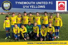 Under 15 Yellows ( 19/20)