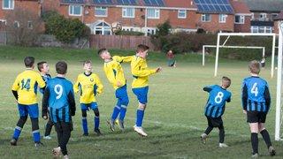 TUFC U12 vs Newcastle Boys Club - Cup Semi Final