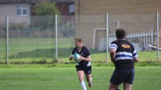 Woodford U16s v Chingford September 14th 2014