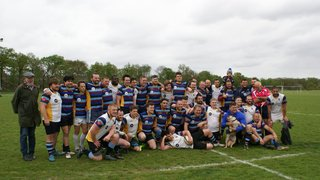 Help for Heroes 2019 Bancroft v Presidents XV