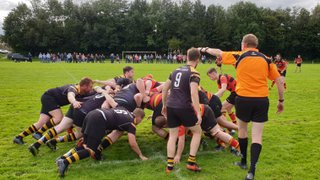 Unlucky Letterkenny lose out in bruising league opener.
