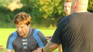 Touch Rugby 25th July 17