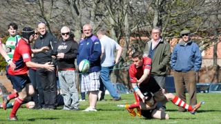 North Berwick Sevens 18th April 15