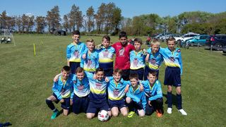 Under 12 Hawks Sunday Team