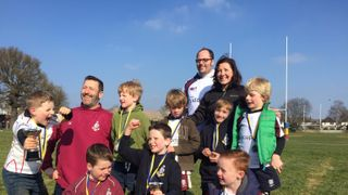 Old Colfeians  festival March 2016  U7s Cup Winners
