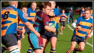 1st XV v Gosport and Fareham (H) 27 October 2012