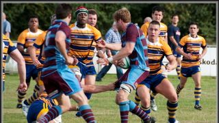 1st XV v Beckenham (A) 15 September 2012