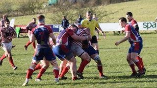 Blackburn vs 1st XV 17/02/2018