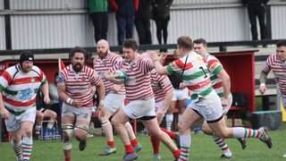 1st XV vs Stockport 23/03/2019