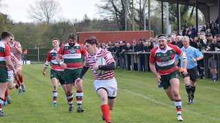 1st XV vs Firwood Waterloo 13/04/2019