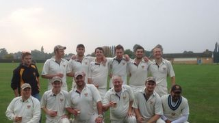 Final day victory sparks promotion party in Potton.