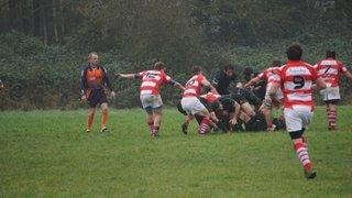 Thetford vs Newmarket 15/11/14