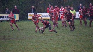 Thetford vs Wymondham 22/11/14