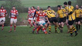 Thetford vs Swaffham 20/12/14