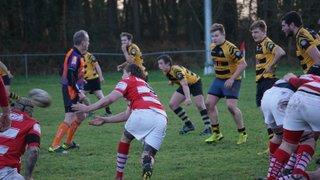 Thetford vs Ely 10th  Jan 2015
