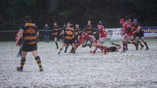 Thetford vs Southwold 31/01/15