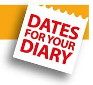 Casuals dates for diaries