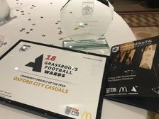Award success for the Casuals