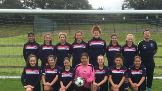 Great 1st win of the season for girls