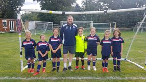 U10s put on another fine display of football